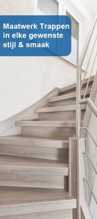 Mahonie trappen renovatie